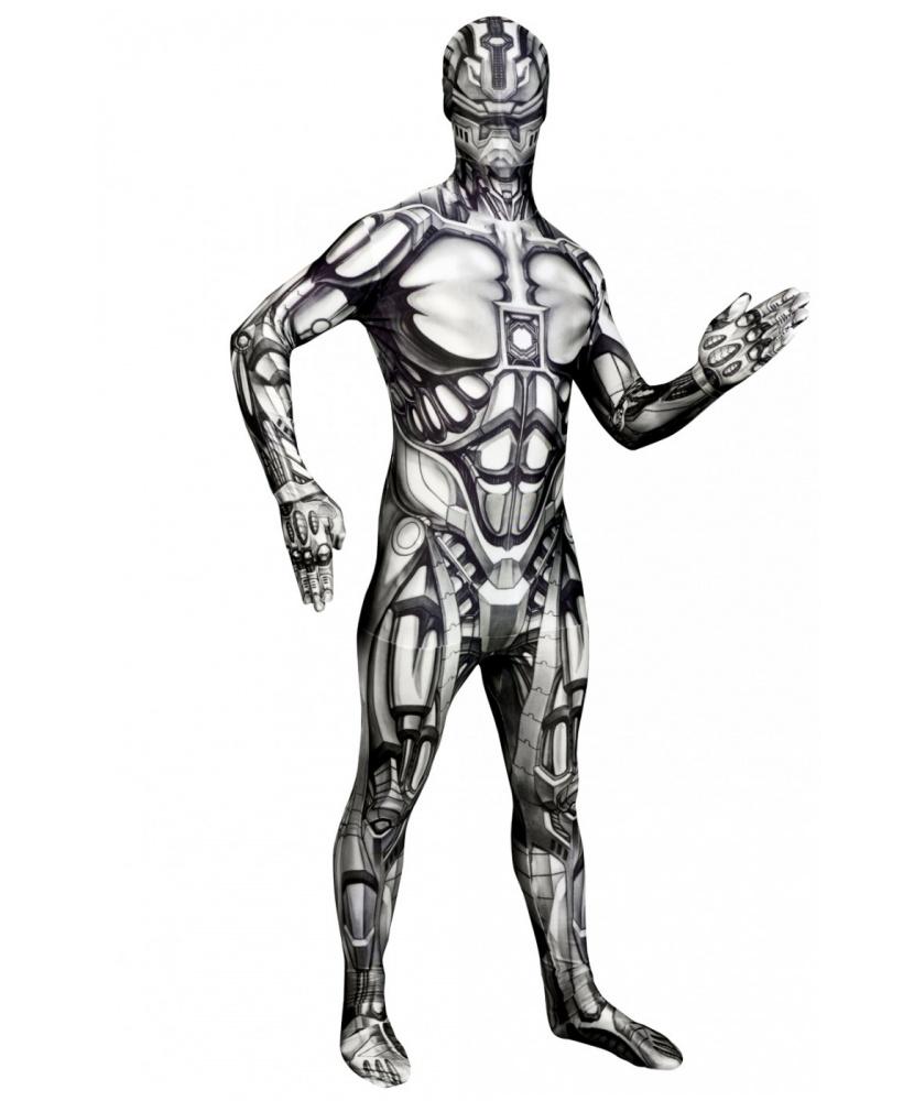 того, картинки для костюма робот позволяют