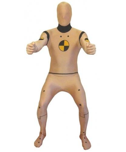 Морф-костюм манекена Краш тест (Великобритания)
