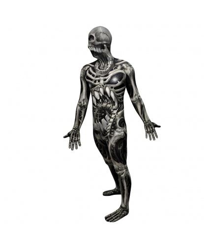Морф-костюм Череп и кости (Англия)