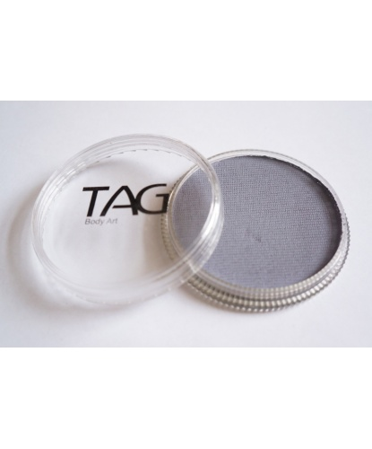 Аквагрим TAG серый, шайба 32 гр. (Австралия)