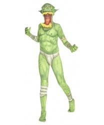Детский морф-костюм Зеленый орк