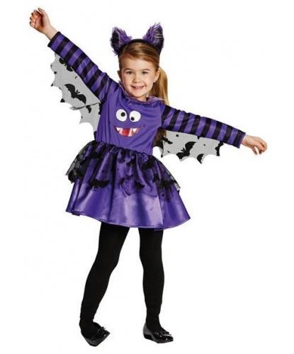 Детский костюм Летучая мышь: платье (Германия)
