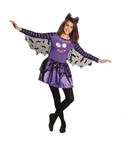 Женский костюм Летучая мышь: платье (Германия)