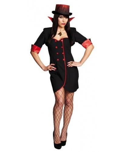 Костюм элегантной вампирши: платье, болеро  (Германия)