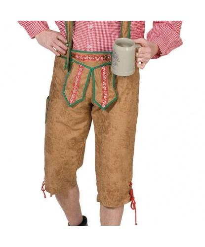 Мужские шорты на Октоберфест: шорты (Германия)