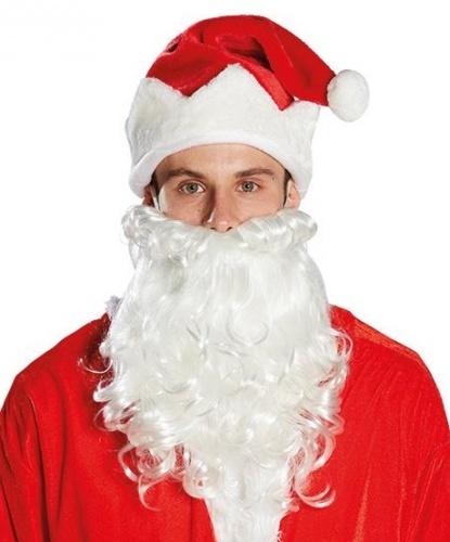 Борода Санта Клауса на резинке (Германия)