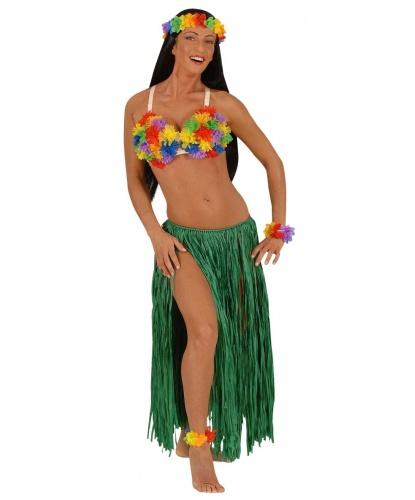 Зеленая гавайская юбка: (Италия)