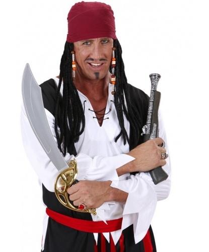 Пиратская бандана с дредами (Италия)