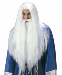 Борода и парик колдуна