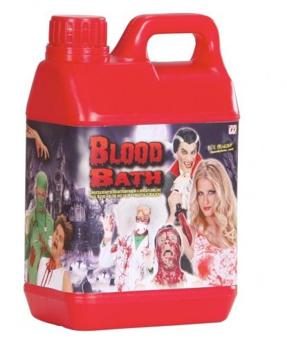 Канистра с кровью (1,89 литра) 1.89 л (Италия)