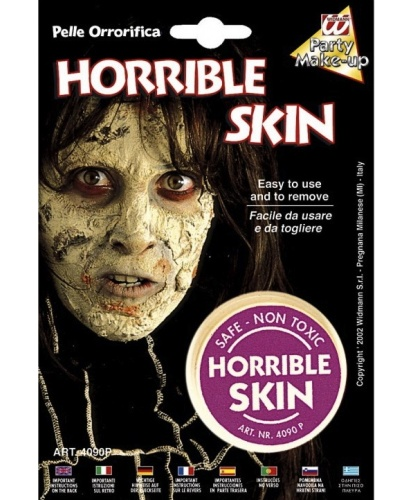 Грим Ужасная кожа