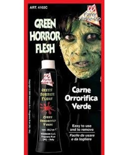 Грим Зеленый ужас