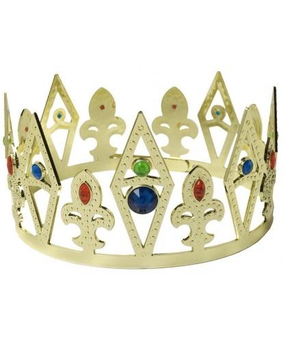 Королевская корона, пластик (Италия)