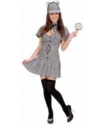 Женский костюм детектива