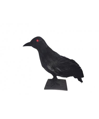 Ворона со звуковым и световым эффектами