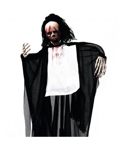 Декорация на Хэллоуин с эффектами Кровавый призрак
