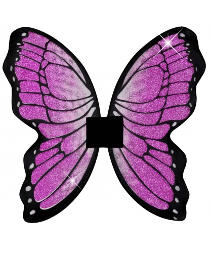 Блестящие крылья бабочки 50 х 50 (Италия)