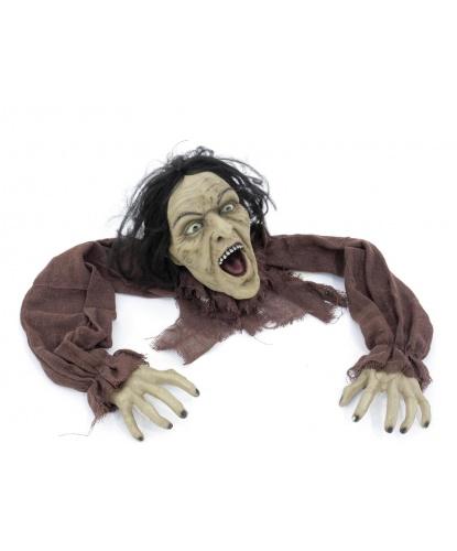 Декорация Ползущий зомби