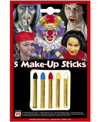 Набор карандашей для лица