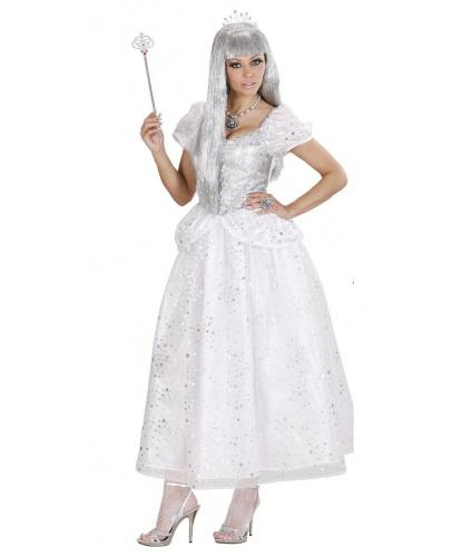 Платье Снежной королевы: платье (Италия)