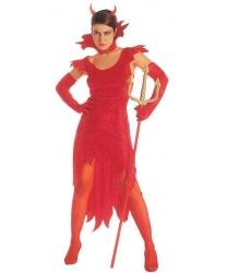 Костюм дьяволицы - Все женские костюмы, арт: 7851