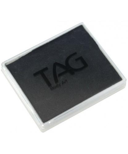 Аквагрим TAG черный, шайба 50 гр. (Австралия)