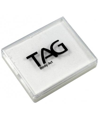 Аквагрим TAG белый, шайба 50 гр. (Австралия)