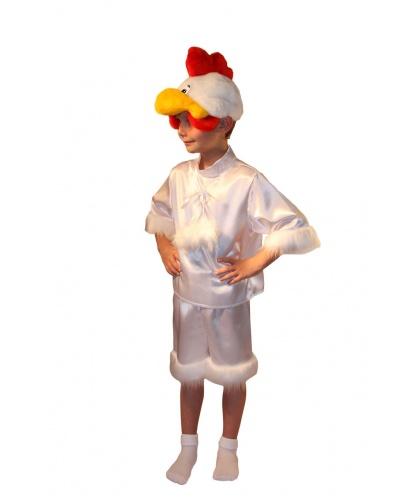 Детский костюм Петушка: шорты, кофта, шапка (Россия)