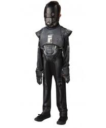 Детский костюм дроида K-2SO из Звездных Воин (Delux)