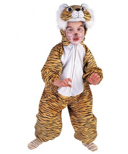 Детский костюм тигра: комбинезон (Германия)