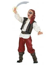 Детский костюм пирата-разбойника