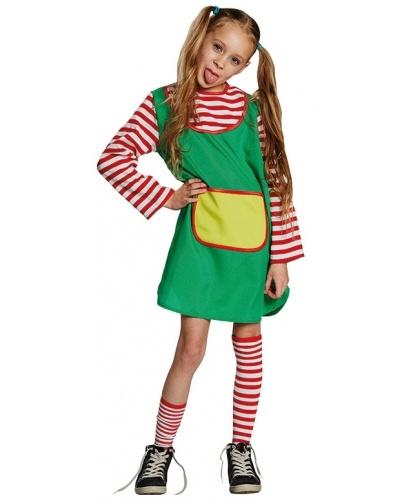 Детский костюм Пеппи: платье (Германия)