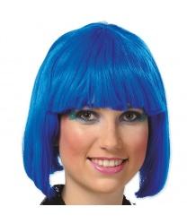 Парик синее каре - Парики, арт: 7996
