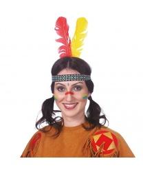 Головной убор индейца