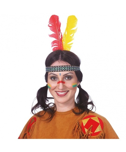 Головной убор индейца (Германия)