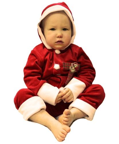 Костюм Санта Клаус для малышей