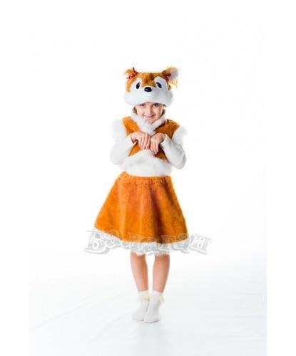 Детский костюм белочки:  (Украина)
