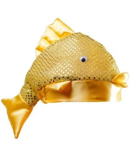 Шапочка золотой рыбки, полиэстер (Польша)