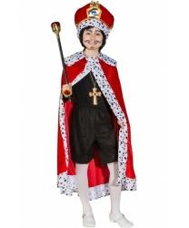 Детская мантия короля