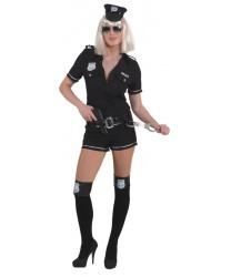 Женский костюм полицейского
