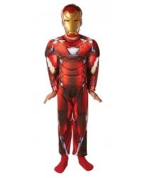 Детский Костюм Железного человека (Iron Man)