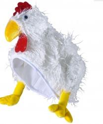 Шапка курицы