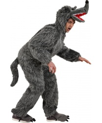 Взрослый костюм волка