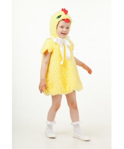 Детский костюм курочки: платье (Россия)