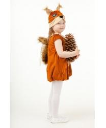 Детский костюм белочки - Все детские костюмы, арт: 8134