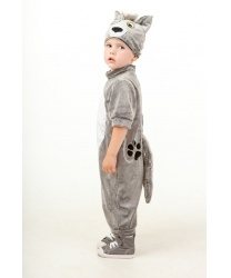 Детский костюм волчонка - Все детские костюмы, арт: 8140
