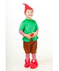 Детский костюм гномика - Все детские костюмы, арт: 8141
