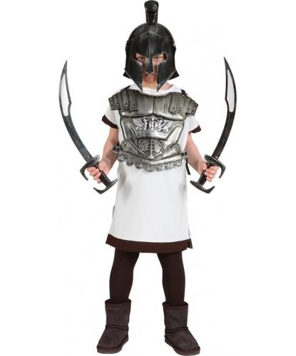 Набор Спартанца (нагрудник, 2 сабли)