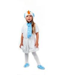 Костюм  Снеговик кудрявый  - Все детские костюмы, арт: 8138