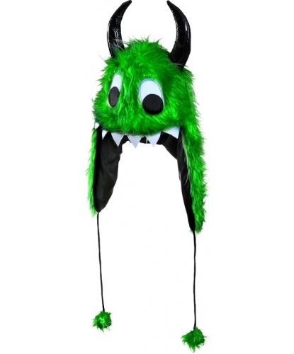 Шапка зеленого монстра (Германия)